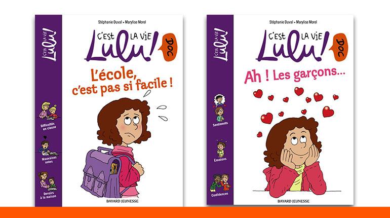 Collection : C'est la vie Lulu ! Doc