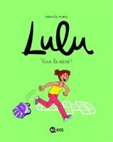 Vive la récré ! Lulu tome 1, BD Kids