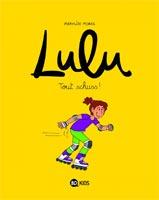 Tout schuss ! Lulu tome 2, BD Kids