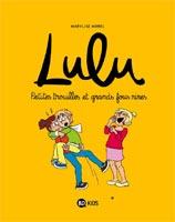 Petites trouilles et grands fous rires, Lulu tome 5, BD Kids