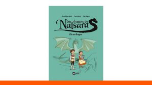 Les dragons de Nalsara - L'île aux Dragons - BD Kids