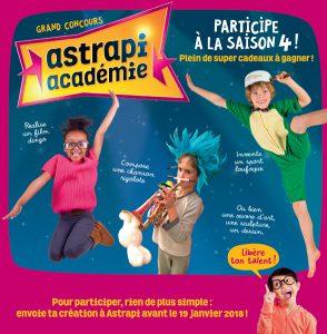 Astrapi académie - Saison 4 !