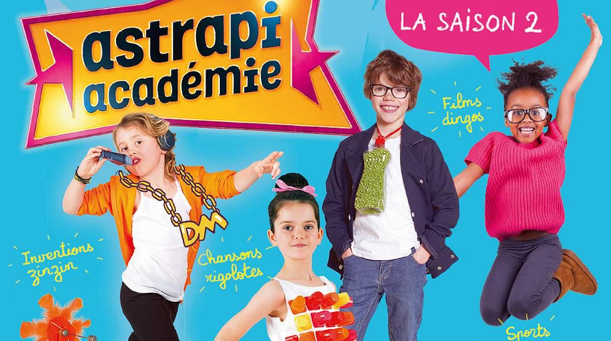 Astrapi Académie : participe à la deuxième session !