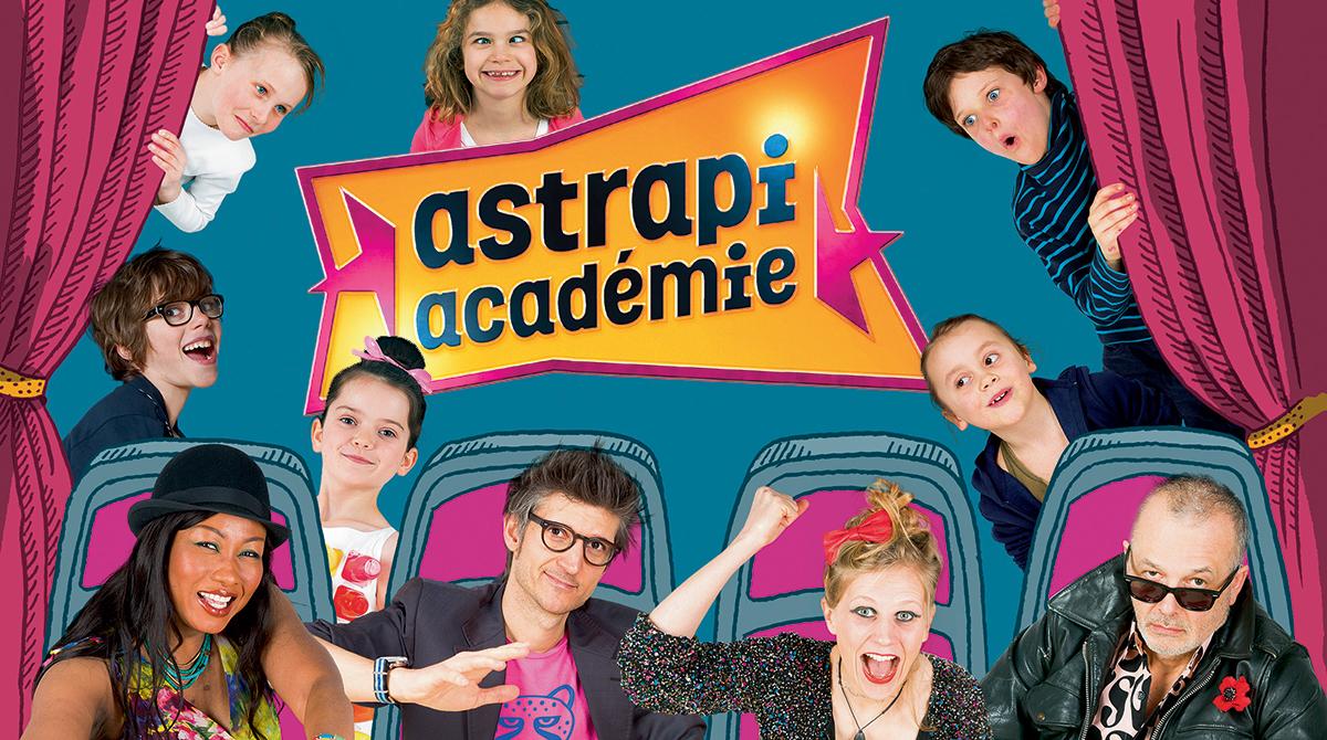 Astrapi Académie 2015 : ils ont gagné ! Leurs créations sont là !
