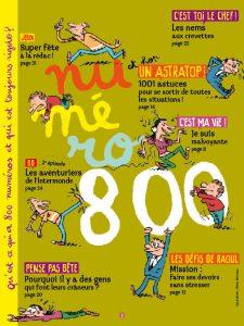 Magazine jeunesse, magazine Astrapi, abonnement magazine jeunesse, activités enfants, presse jeunesse