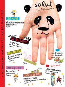 Sommaire du numéro d'Astrapi du 15 novembre