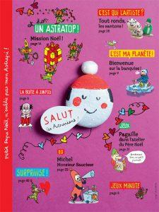 Sommaire du numéro d'Astrapi du 1er décembre