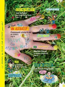 Sommaire du numéro d'Astrapi du 1er mai 2014