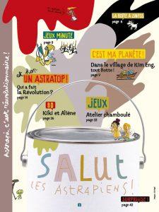 Sommaire Astrapi 787 1-2-2013
