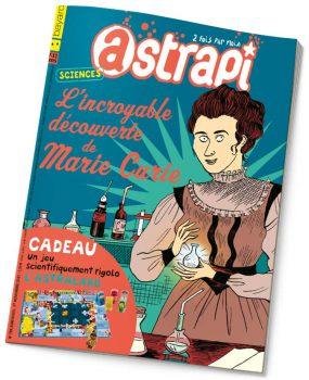 couverture Astrapi n°759, 1er novembre 2011