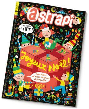 couverture Astrapi n°761, 1er décembre 2011
