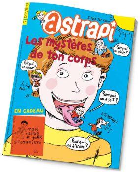 couverture Astrapi n°773, 1er juin 2012