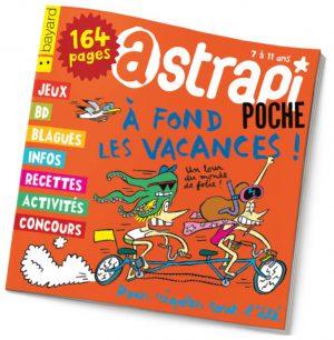couverture Astrapi n°775, juillet 2012