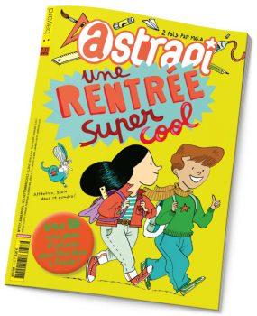 couverture Astrapi n°777, 1er septembre 2012