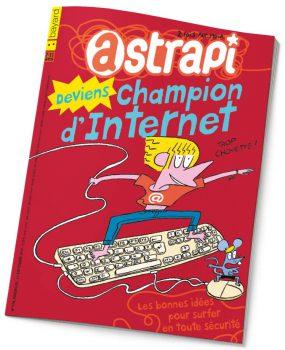 couverture Astrapi n°778, 15 septembre 2012