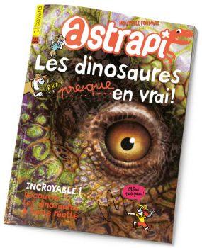 couverture Astrapi n°779, 1er octobre 2012