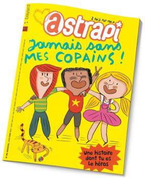 couverture Astrapi n°780, 15 octobre 2012