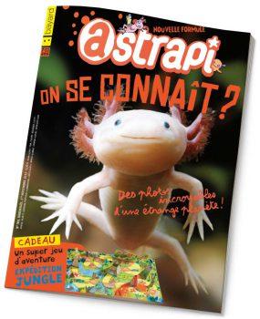 couverture Astrapi n°781, 1er novembre 2012