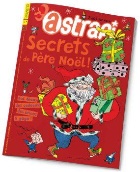 couverture Astrapi n°783, 1er décembre 2012