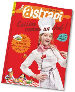 couverture Astrapi n°788, 15 février 2013
