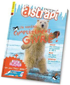 couverture Astrapi n°789, 1er mars 2013