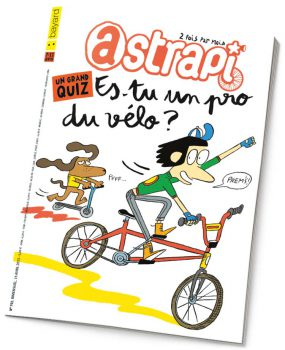 couverture Astrapi n°792, 15 avril 2013