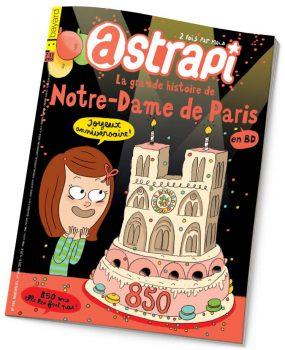 couverture Astrapi n°793, 1er mai 2013