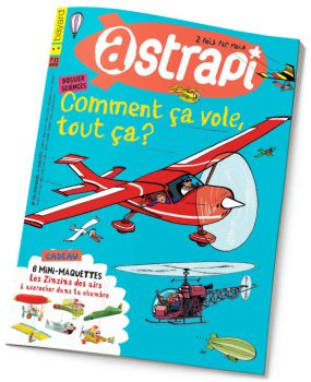 couverture Astrapi n°795, 1er juin 2013