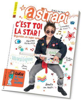couverture Astrapi n°796, 15 juin 2013