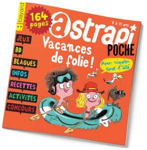 couverture Astrapi n°797, juillet 2013