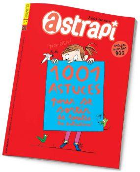 couverture Astrapi n°800, 15 septembre 2013