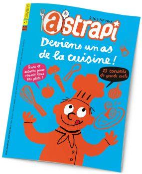 couverture Astrapi n°802, 15 octobre 2013