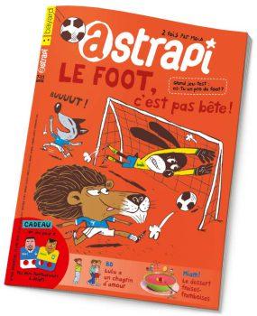 couverture Astrapi n°818, 15 juin 2014