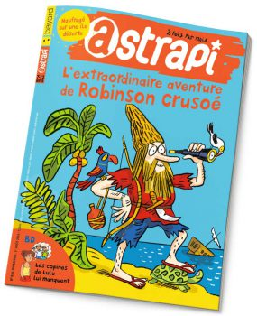 couverture Astrapi n°820, août 2014