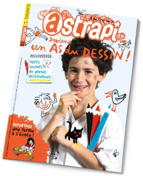 couverture Astrapi n°822, 15 septembre 2014