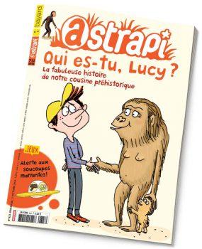 couverture Astrapi n°823, 1er octobre 2014