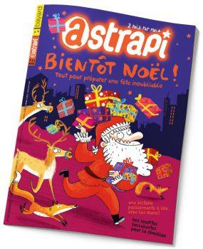 couverture Astrapi n°827, 1er décembre 2014