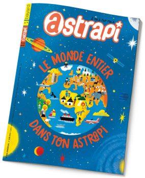 couverture Astrapi n°839, 1er juin 2015