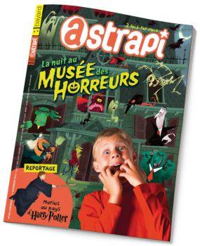 couverture Astrapi n°847, 1er novembre 2015