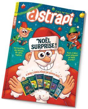 couverture Astrapi n°849, 1er décembre 2015
