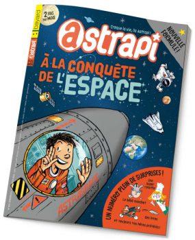 couverture Astrapi n°853, 1er février 2016