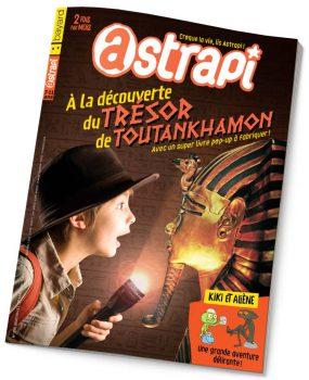 couverture Astrapi n°859, 1er mai 2016