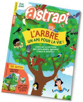 couverture Astrapi n°860, 15 mai 2016