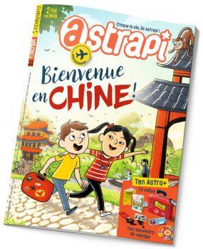 couverture Astrapi n°861, 1er juin 2016