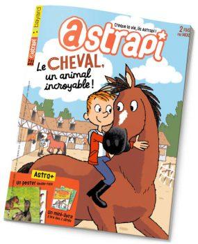 couverture Astrapi n°866, 15 septembre 2016