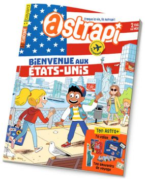 couverture Astrapi n°869, 1er novembre 2016