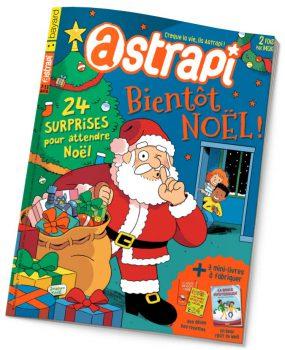 couverture Astrapi n°871, 1er décembre 2016