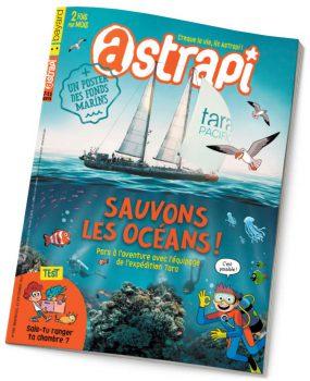 couverture Astrapi n°888, 15 septembre 2017