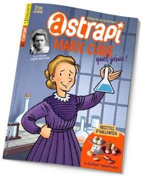 couverture Astrapi n°891, 1er novembre 2017