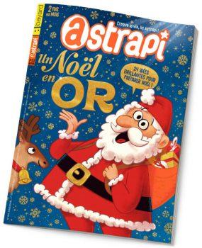 couverture Astrapi n°893, 1er décembre 2017